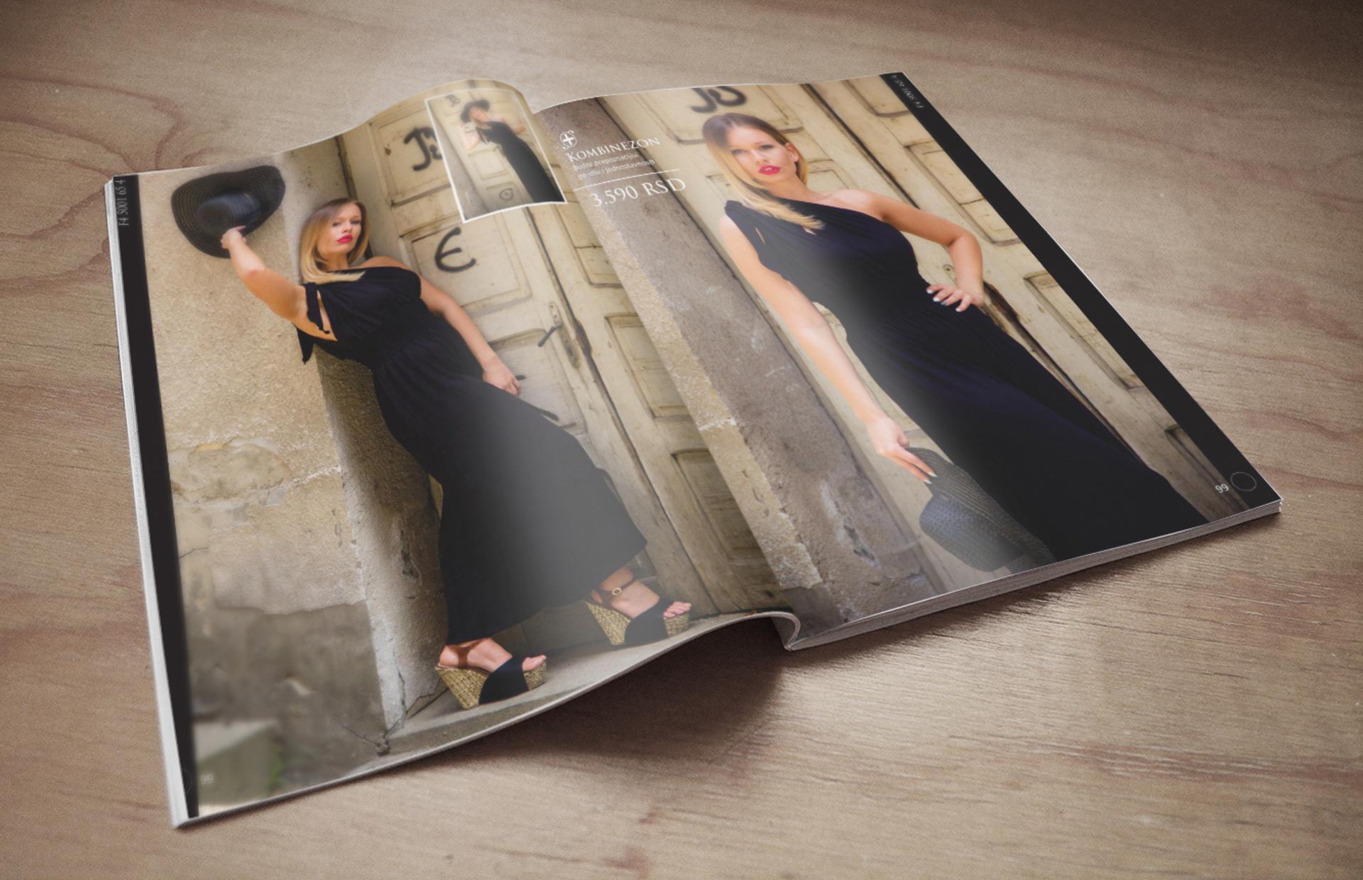 Katalog za NO-NO Factory za prolece leto 2014 sredisnja strana