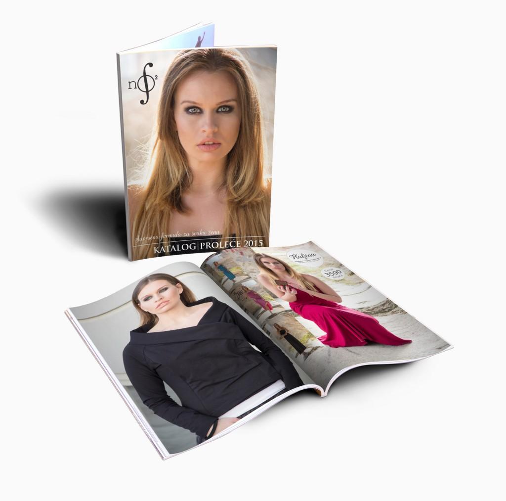 Katalog za NO-NO Factory za proleće 2015