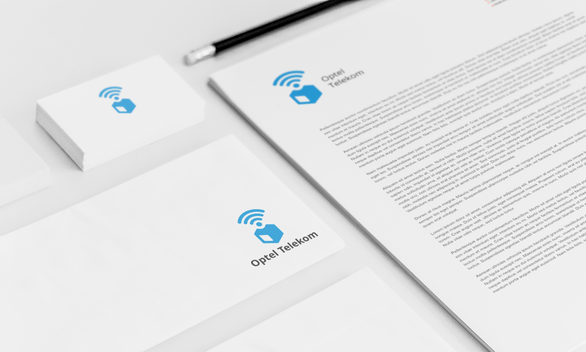 optel-telekom-stationery