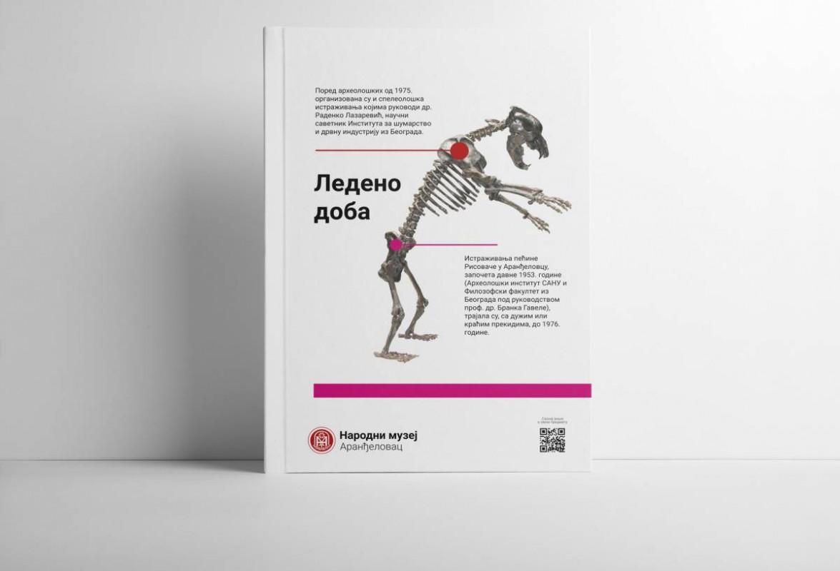Predlog dizajna knjige sa tvrdim koricama